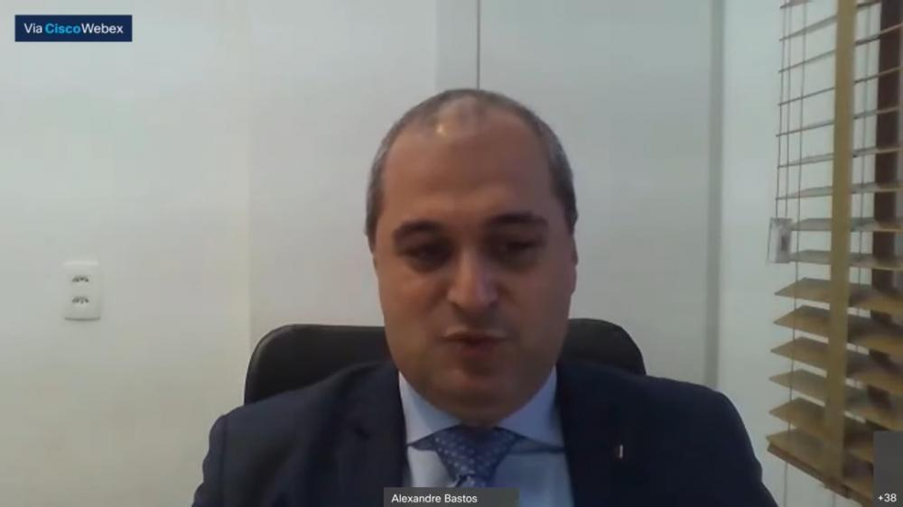 Alexandre Bastos, presidente da Acat