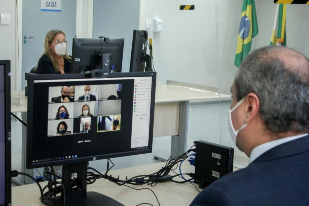 Participantes da audiência teste aprovaram o procedimento / Foto: Bruno Mirandella