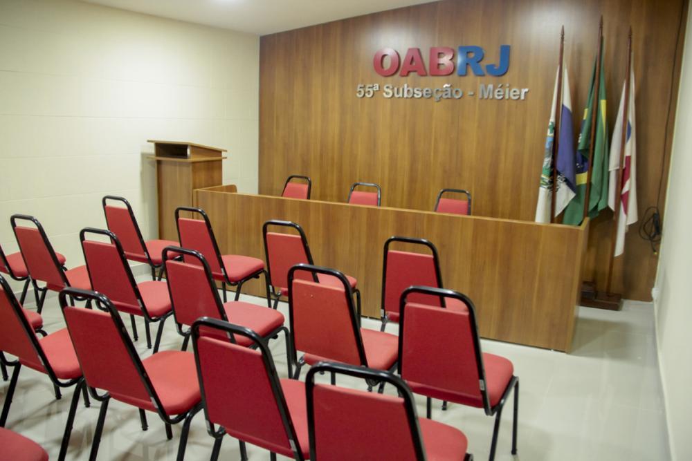 Em breve, o auditório também poderá ser aproveitado pela advocacia / Foto: Bruno Marins