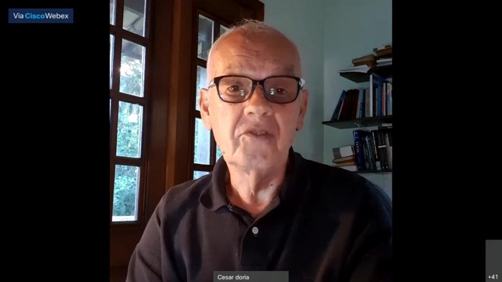 Cesar Dória, presidente da Afat
