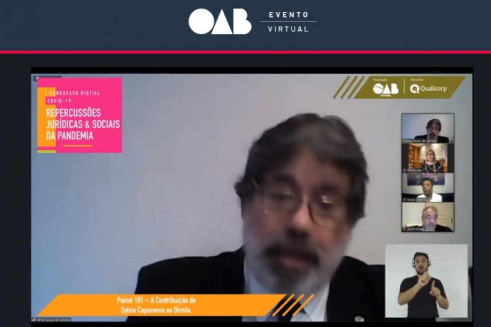 Sidney Seixas de Santana, presidente da Abami