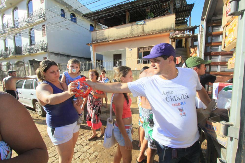 Grupo permaneceu na cidade por quase um mês / Foto: Lula Aparício