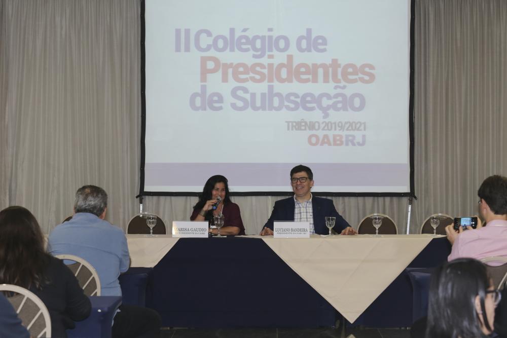 Marisa Gaudio e Luciano Bandeira / Foto: Lula Aparício