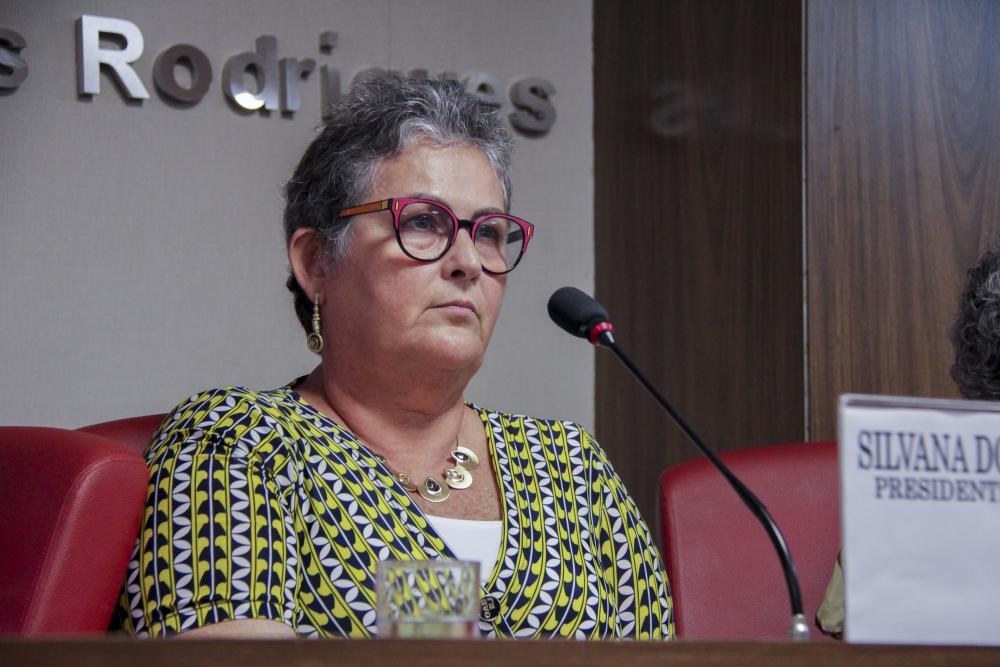 Silvana do Monte Moreira / Foto: Bruno Marins