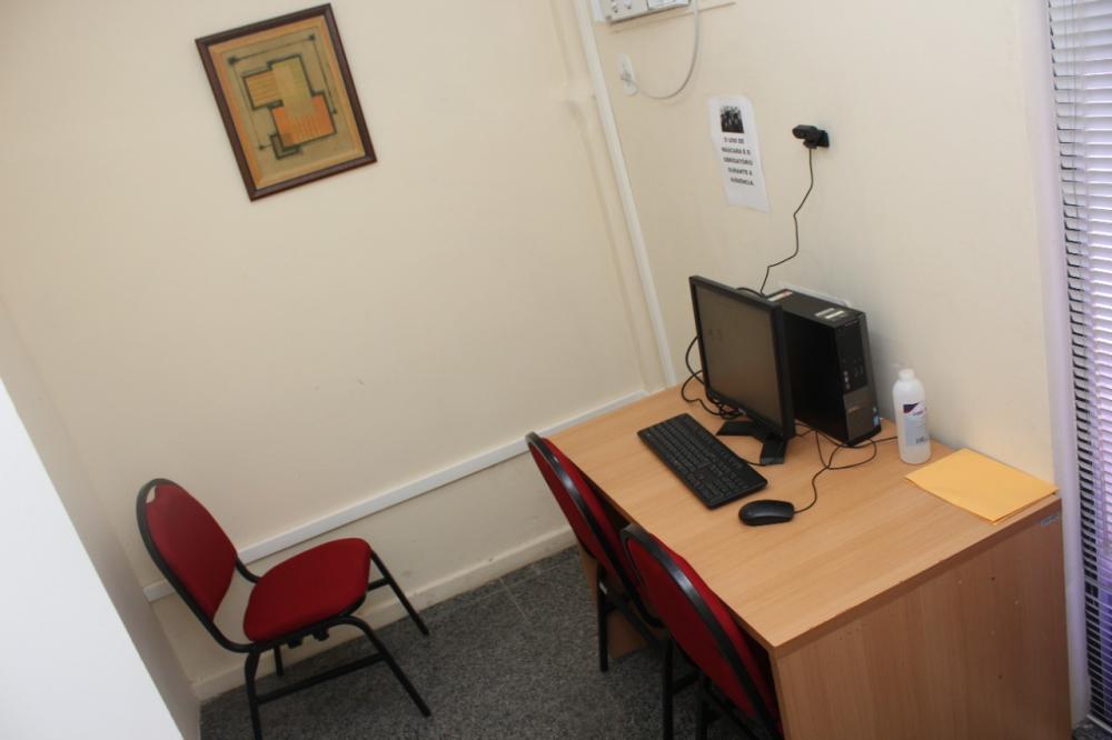 A subseção ganhou mais cinco escritórios digitais, preparados para videoconferências / Foto: Bruno Mirandella