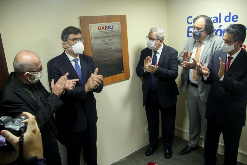 Inauguração aconteceu na manhã desta quinta-feira, dia 29 / Foto: Bruno Marins