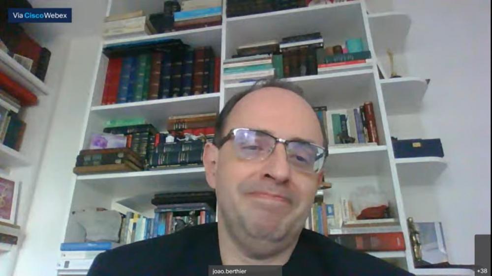 João Batista Berthier, procurador-chefe da Procuradoria Regional do Trabalho da 1ª Região do MPT-RJ