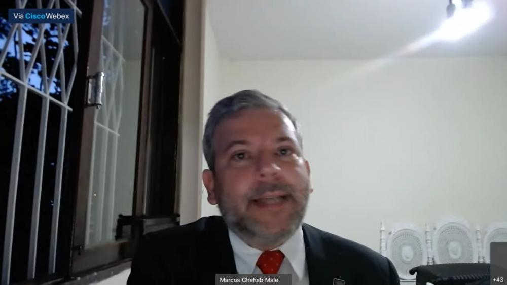 Marcos Maleson, diretor-executivo do MATI