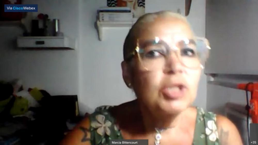 Márcia Bittencourt, vice-presidente da Comissão da Justiçado Trabalho da OABRJ
