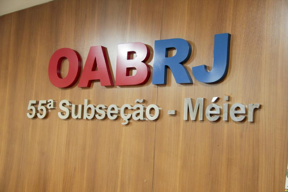 Advogados poderão utilizar as novas instalações a partir desta quarta-feira / Foto: Bruno Marins