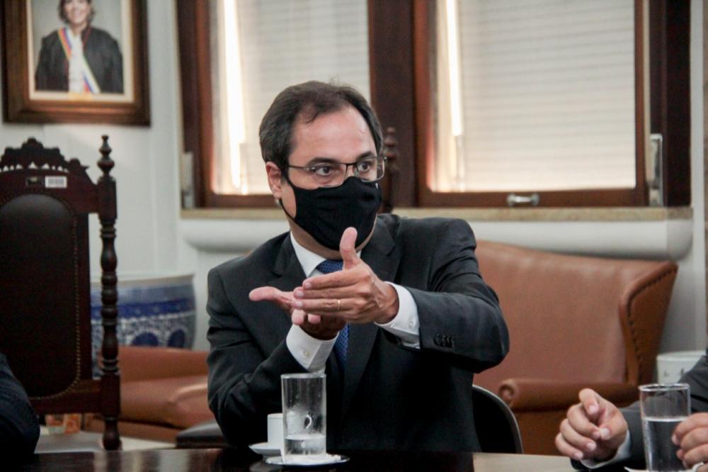 Presidente da Comissão da Justiça do Trabalho da OABRJ, Sérgio Batalha / Foto: Bruno Marins