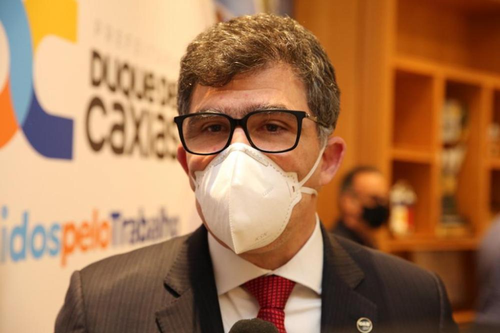 Luciano Bandeira, presidente da OABRJ / Foto: Divulgação