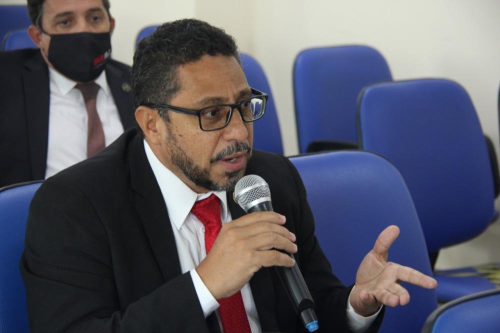 Presidente da OAB/ São Gonçalo, Eliano Enzo / Foto: Bruno Marins