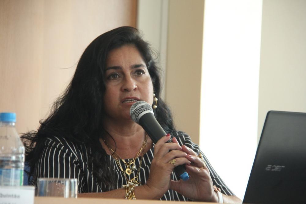 Vice-presidente da Caarj, Marisa Gaudio / Foto: Bruno Marins