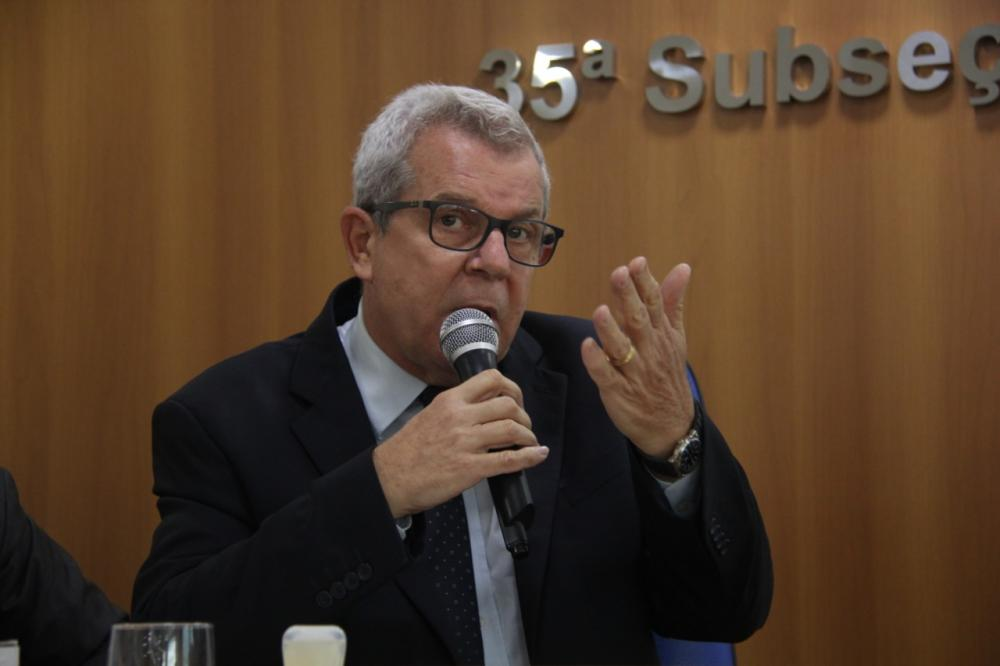 Presidente da Caarj, Ricardo Menezes / Foto: Bruno Marins