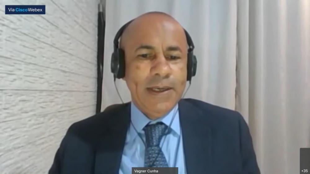 Vagner Sant'Ana, presidente da OAB/Duque de Caxias